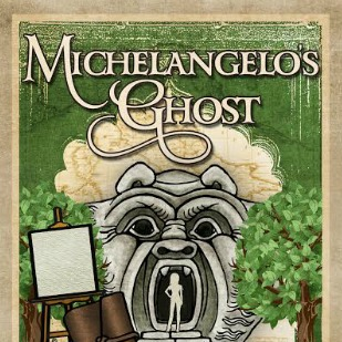 Michelangelo's Ghost by Gigi Pandian {Book Review}