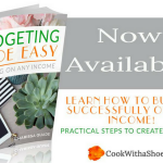 Budgeting Made Easy: Thriving on Any Income by Charissa Quade {Book Review}