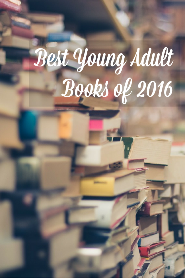 Best Young Adult Books of 2016