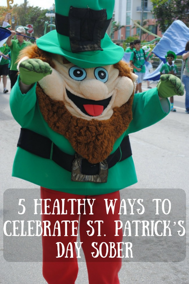 5 Healthy Ways to Celebrate St. Patrick's Day Sober