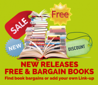 New Releases, Free & Bargain Books Weekly Link-up!